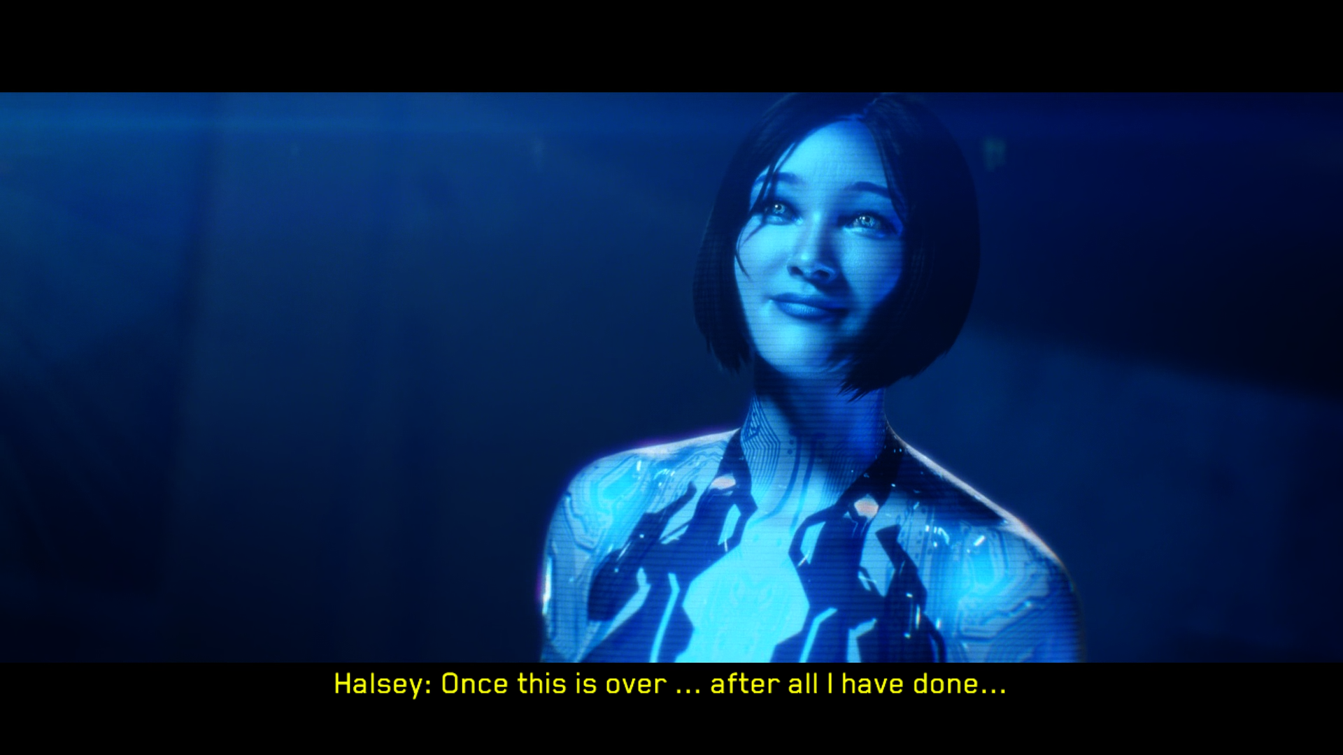 Cortana de halo desnuda anime womens