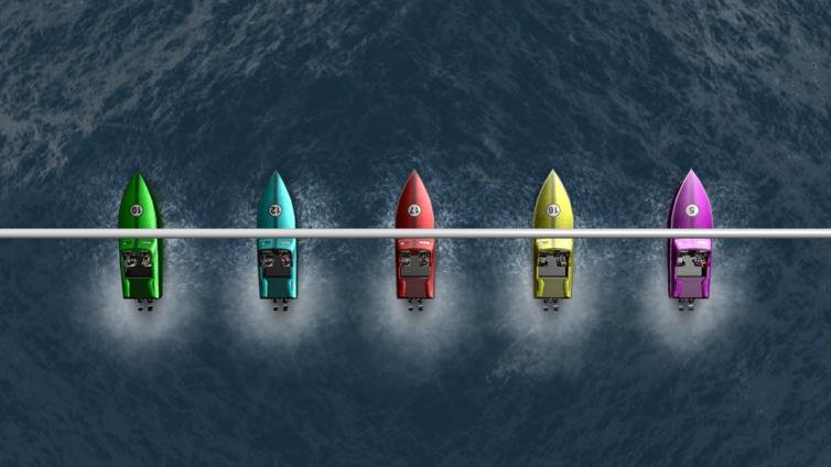 Speedboat Challenge Screenshot 4
