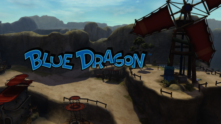 Blue Dragon Screenshot 3