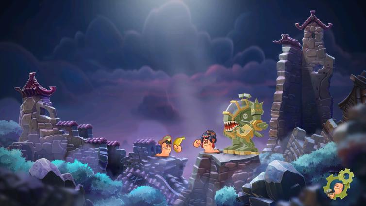 Worms W.M.D. Screenshot 2