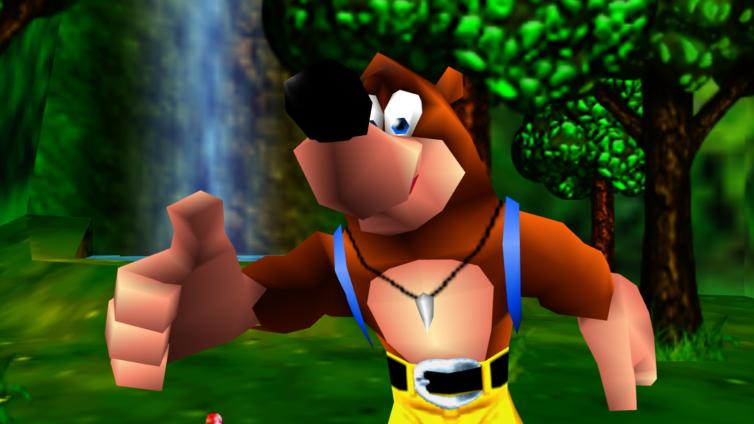 Banjo-Kazooie Screenshot 2