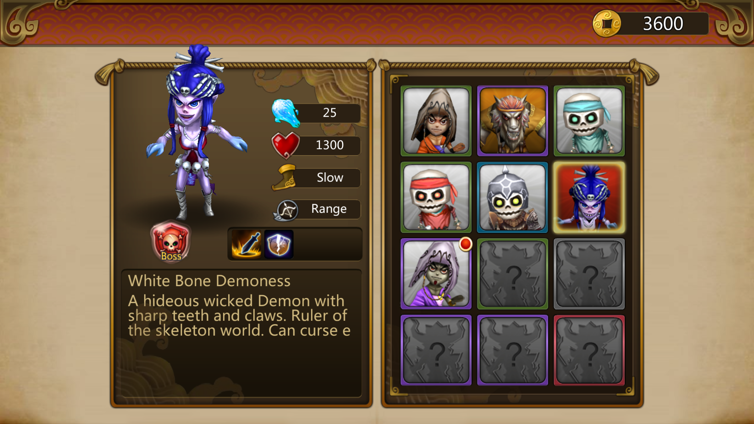 Monkey King Saga Screenshot 4