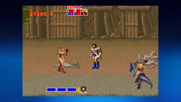 Golden Axe Screenshot 4