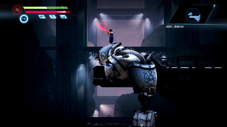 Strider Screenshot 3