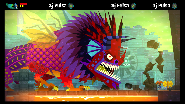 Guacamelee! Super Turbo Championship Edition Screenshot 2