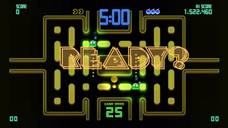 Pac-Man Championship Edition DX Screenshot 2