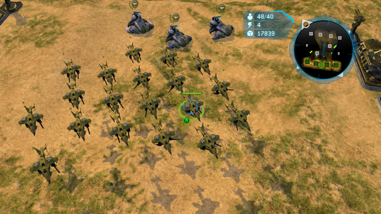 Halo Wars Screenshot 2