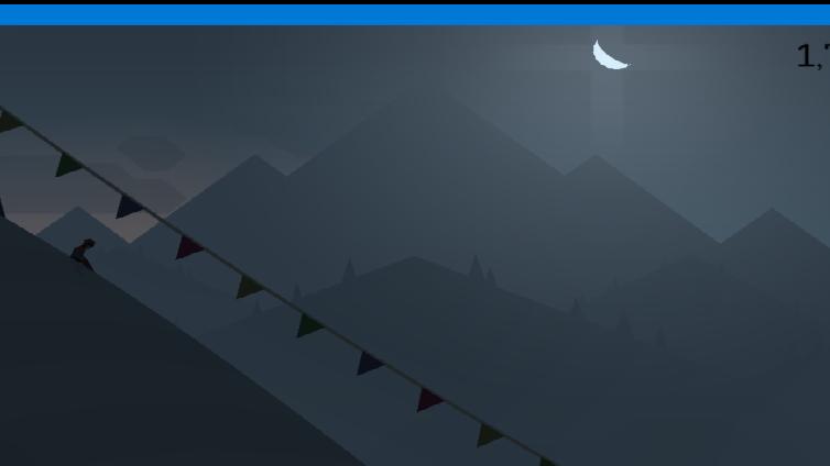 Alto's Adventure (Win 10) Screenshot 2