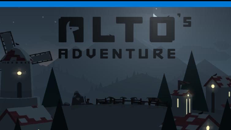 Alto's Adventure (Win 10) Screenshot 1