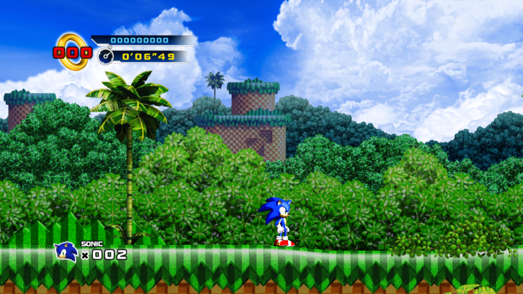 Sonic the Hedgehog 4: Episode I Screenshot 3