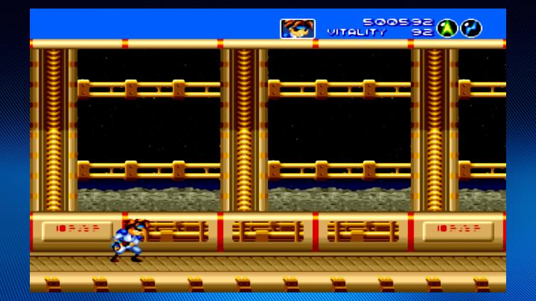 Gunstar Heroes Screenshot 3
