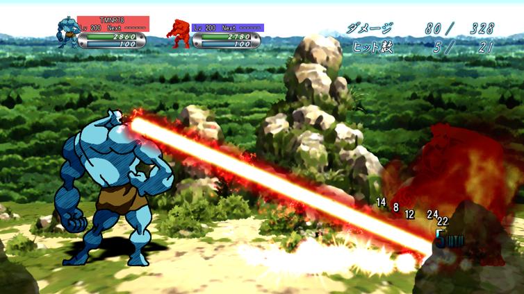 Guardian Heroes Screenshot 1