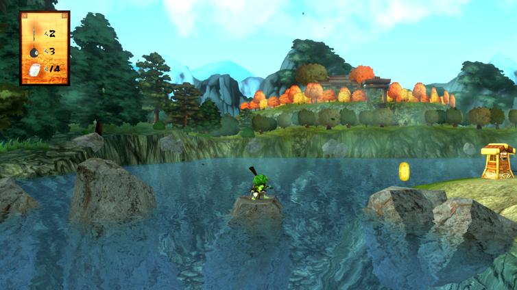 Kyurinaga's Revenge Screenshot 1