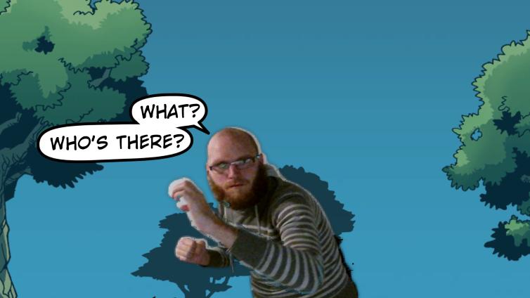 Kung-Fu for Kinect Screenshot 1