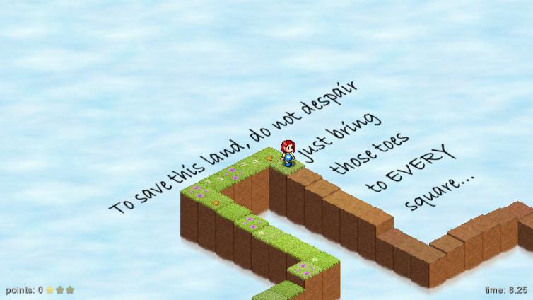 Skyling: Garden Defense Screenshot 2