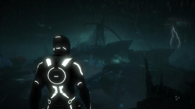 Tron: Evolution Screenshot 1