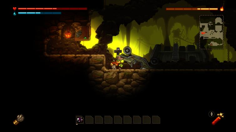 SteamWorld Dig Screenshot 2