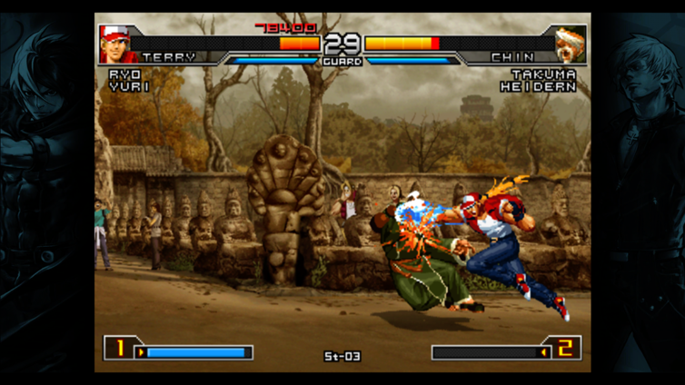 The King of Fighters 2002 Unlimited Match Screenshot 4