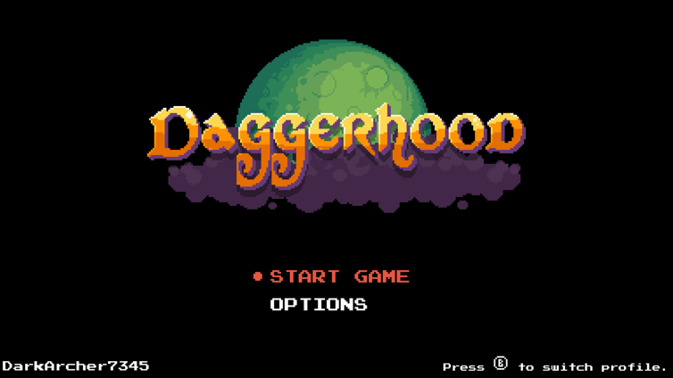 Daggerhood Screenshot 1