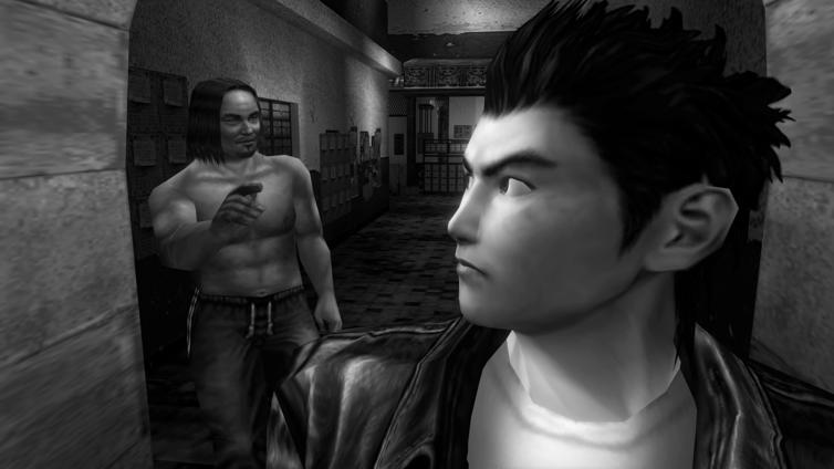 Shenmue II Screenshot 3