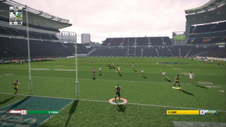 Rugby League Live 4 Screenshot 4