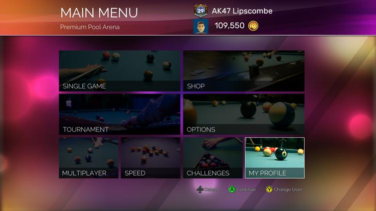 Premium Pool Arena Screenshot 1