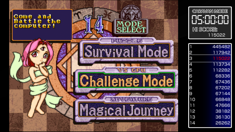 ACA NEOGEO MAGICAL DROP III Screenshot 3