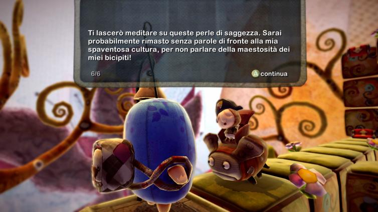 ilomilo Screenshot 4