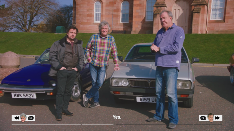 The Grand Tour Game Screenshot 2