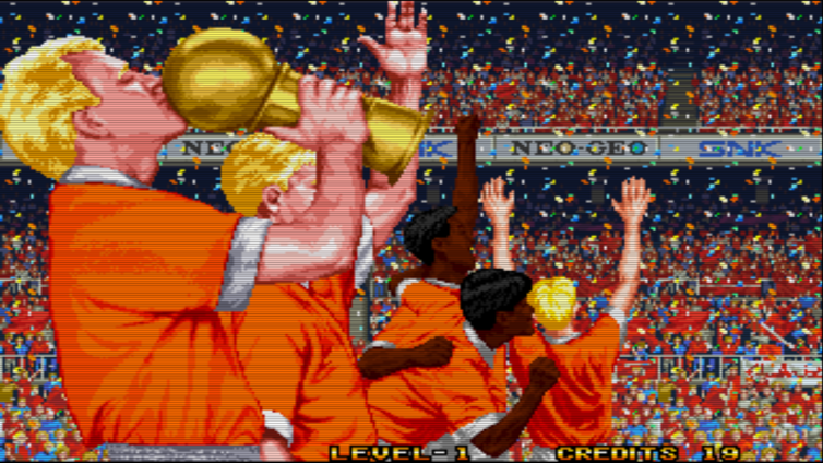 ACA NEOGEO SUPER SIDEKICKS 3: THE NEXT GLORY Screenshot 4