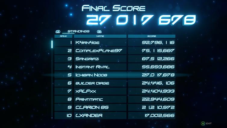 Debris Infinity Screenshot 4