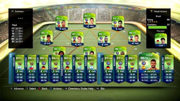 FIFA 14 Screenshot 2