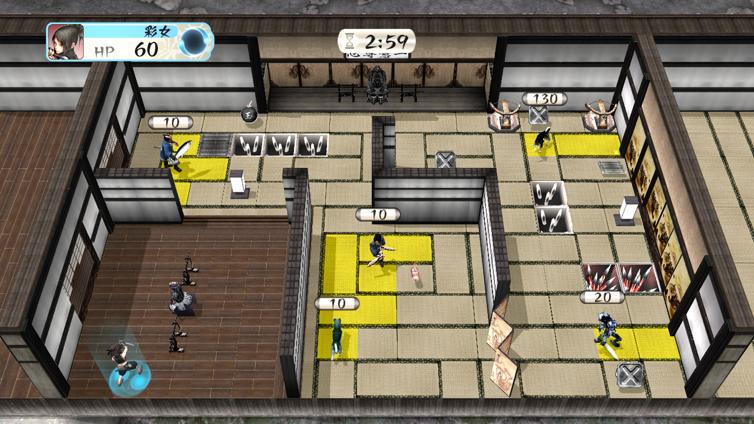Shadow Assault Tenchu Screenshot 1