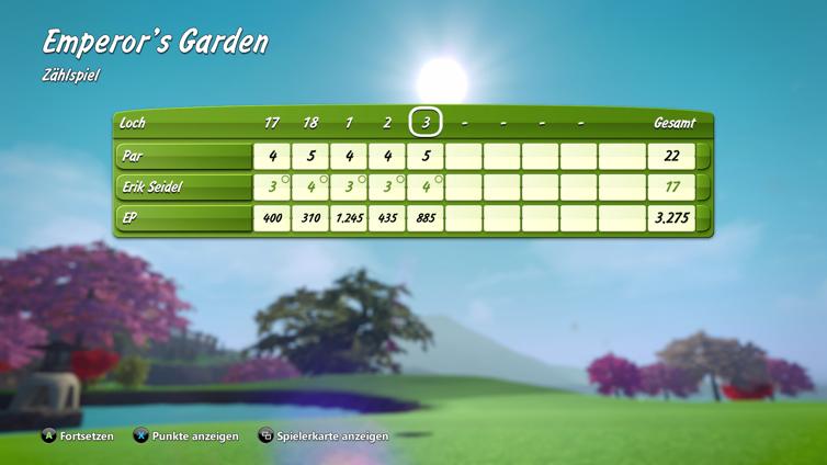 Powerstar Golf Screenshot 4