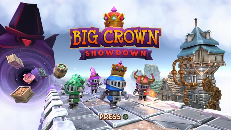 Big Crown: Showdown Screenshot 3