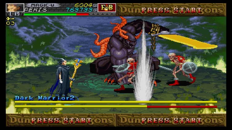 Dungeons & Dragons: Chronicles of Mystara Screenshot 2