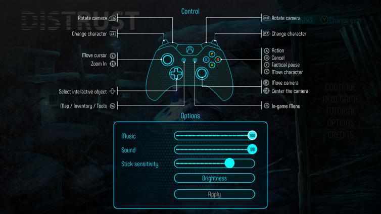 Distrust Screenshot 1