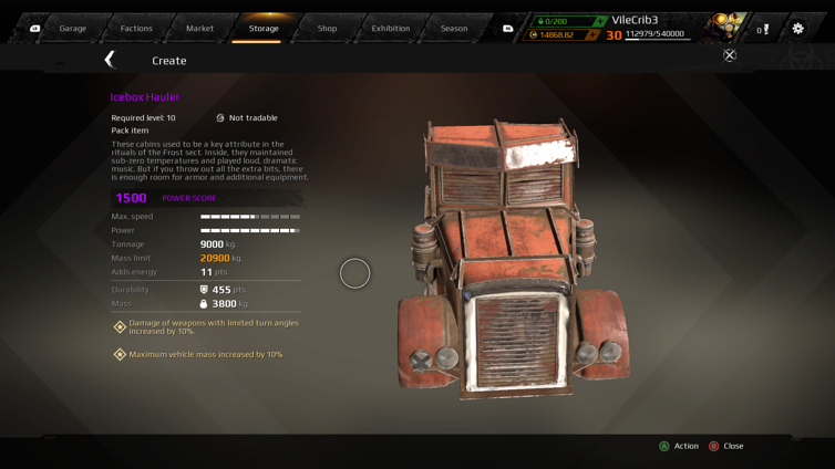 Crossout News, Achievements, Screenshots and Trailers