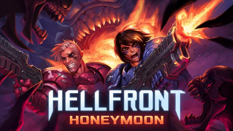 HELLFRONT: HONEYMOON Screenshot 3