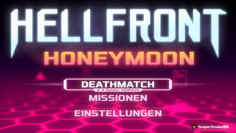 HELLFRONT: HONEYMOON Screenshot 2