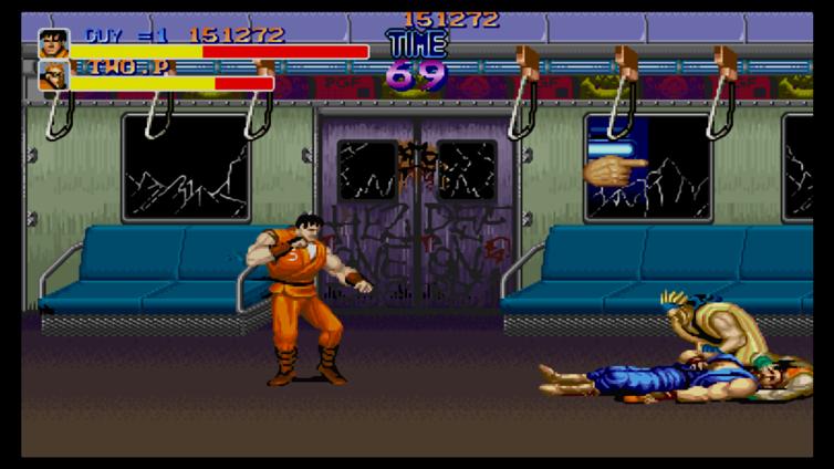 Final Fight: Double Impact Screenshot 2
