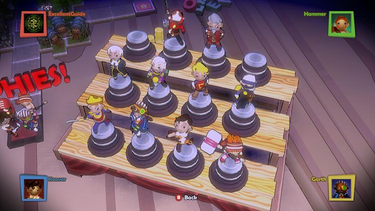 Fable Heroes Screenshot 1