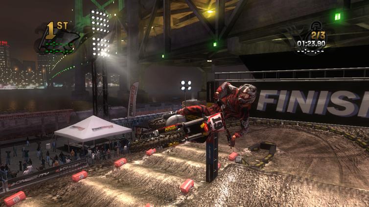 MX vs. ATV: Reflex Screenshot 3