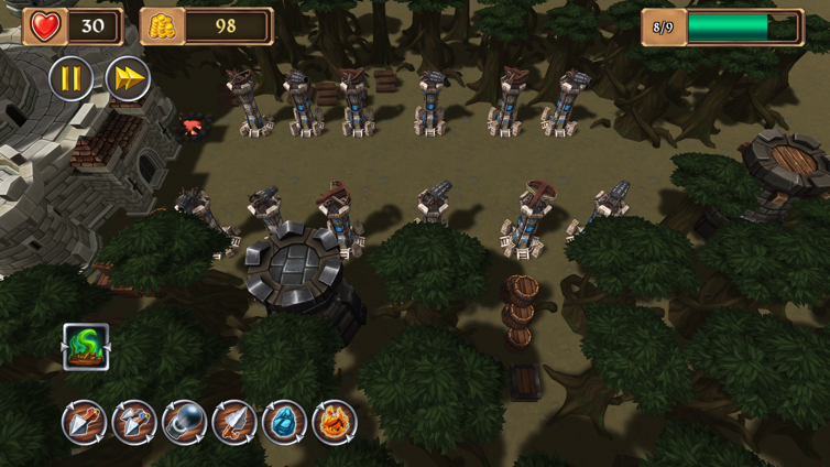 King's Guard TD Screenshot 2