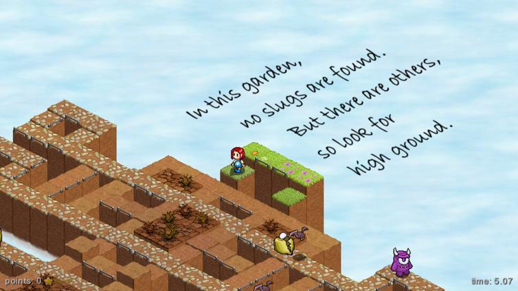 Skyling: Garden Defense Screenshot 4
