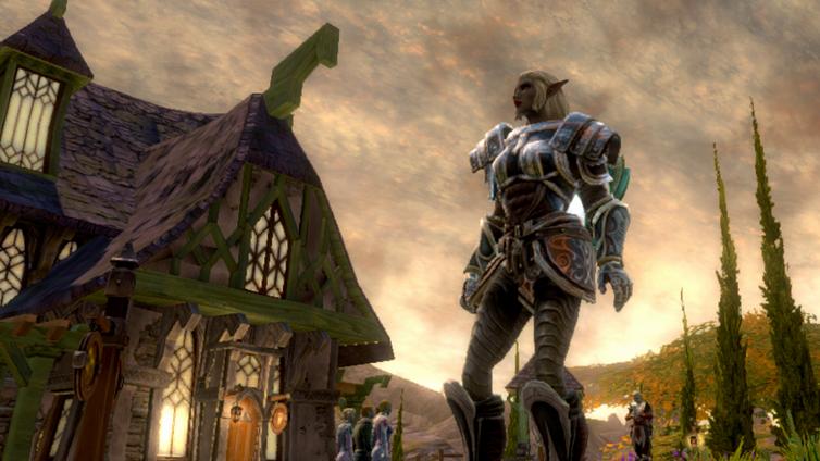 Kingdoms of Amalur: Reckoning Screenshot 3