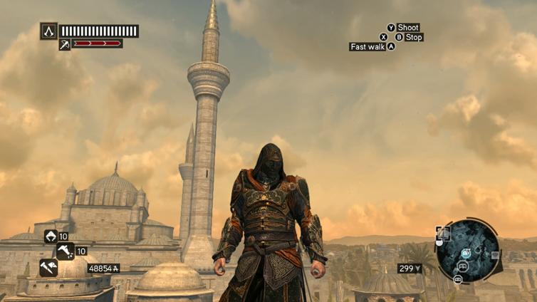 Assassin's Creed: Revelations Screenshot 4