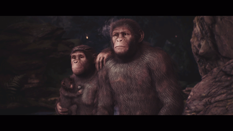 Planet of the Apes: Last Frontier Screenshot 1