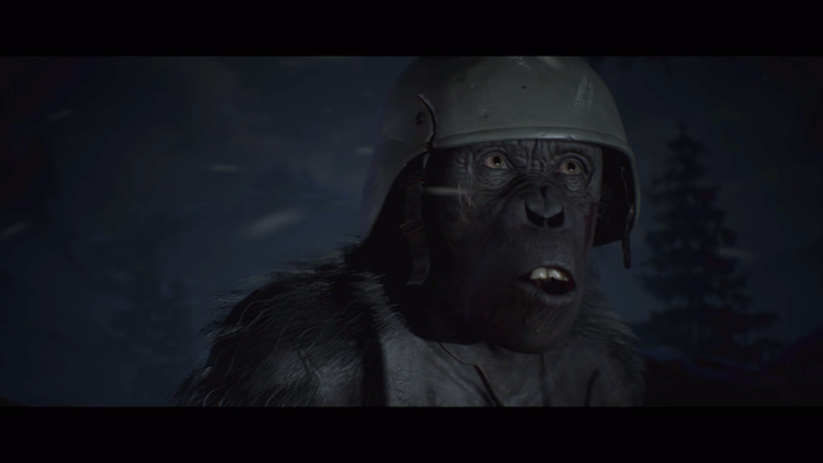 Planet of the Apes: Last Frontier Screenshot 2