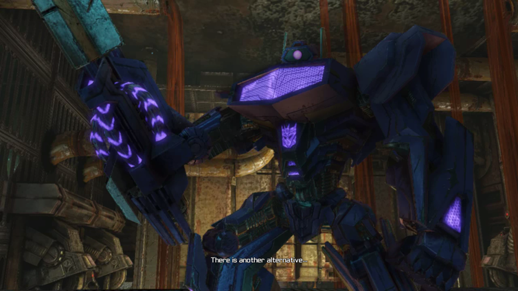 Transformers: Rise of the Dark Spark Screenshot 3